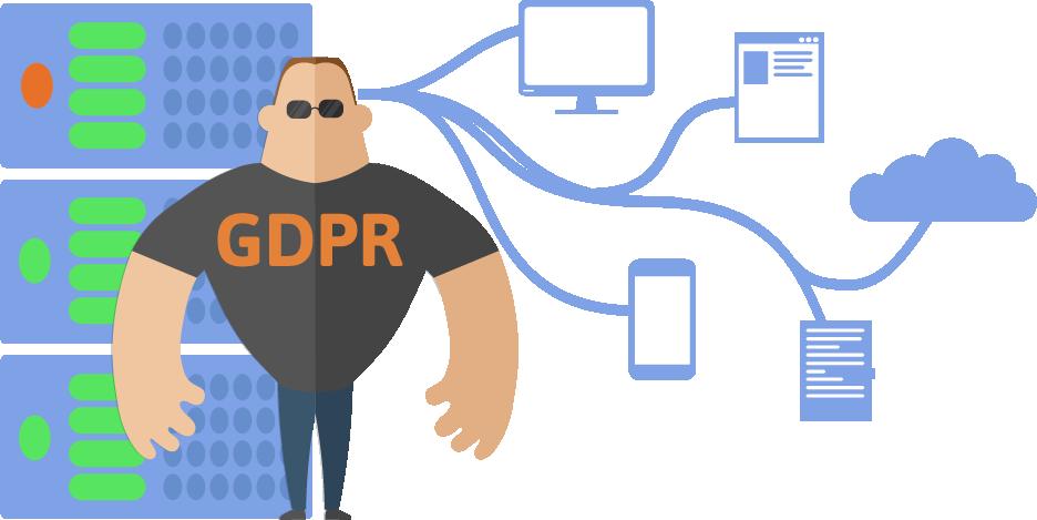 Protezione dei dati REG. UE 2016/679 (GDPR)